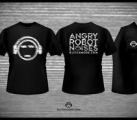 :News: New Glitch Mode 'Angry Robot Noises 2.0' T-Shirts Available for Pre-Order