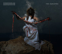 """:News: Bloody-Disgusting Premieres """"Dismantling The Throne"""" by Death Metal Architects Gomorrah, New Album 'The Haruspex' Due Out Jan 15th"""