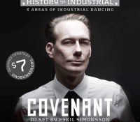 :Special Event: History of Industrial – Covenant DJ Set – Friday, December 11, 2015 @ Los Globos, Los Angeles, CA