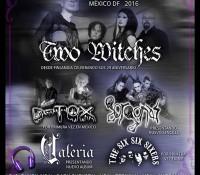 :Festival: Festival Gótico 2016 – 20 de Febrero 2016 @ Señor Grill, Distrito Federal, Mexico