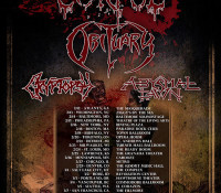 :Tour Information: Cannibal Corpse with Obituary plus Guests