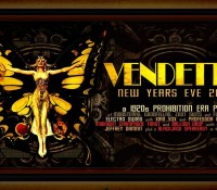 :Special Event: Vendetta New Year's Eve – 1920's Prohibition Era Party @ Club Monte Cristo, Los Angeles, CA