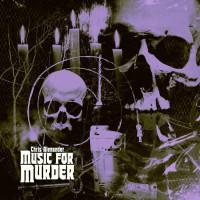chris alexander - music for murder cover