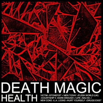 health - death magic cover