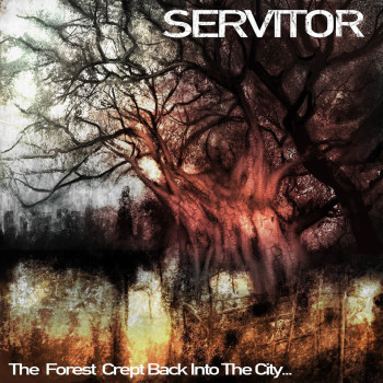 Servitor Forest Crept cover