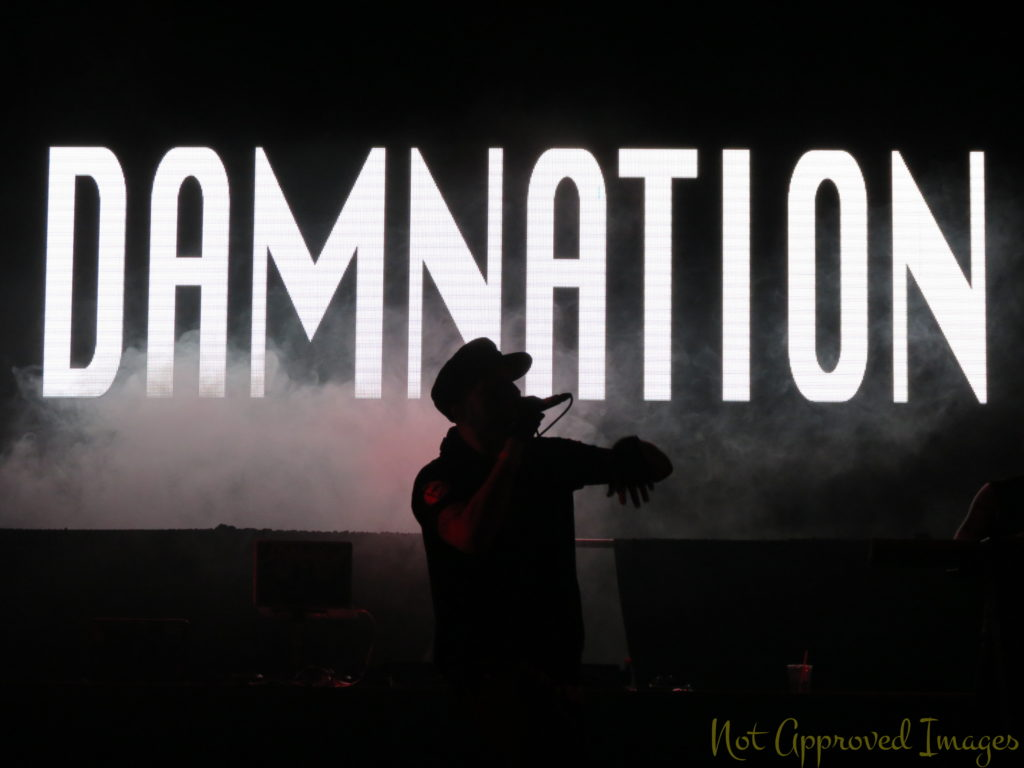 straight damnation