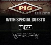 :CONCERT REVIEW: PIG – AMERICAN EXCESS TOUR 2016 – SEPTEMBER 13, 2016 – YBOR CITY, FL