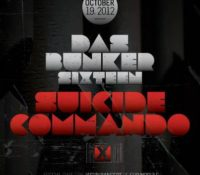 :Retrowerks: Das Bunker 16: Suicide Commando – October 19, 2012 – Los Angeles, CA