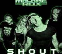 :Retrowerks: Machine Rox – Activate Your Anger / Shout